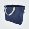 Kennedy Smith Design - Waxed Canvas Large Tote French Navy