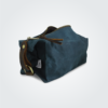Kennedy Smith Design - Waxed Canvas Toiletry Bag Teal