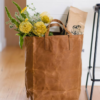 Kennedy Smith Design - Bag Waxed Canvas Grocery